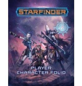 Paizo Starfinder RPG: Player Character Folio