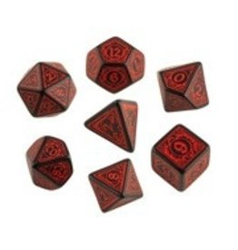 Q-Workshop PF: Wrath of the Righteous Dice Set (7)