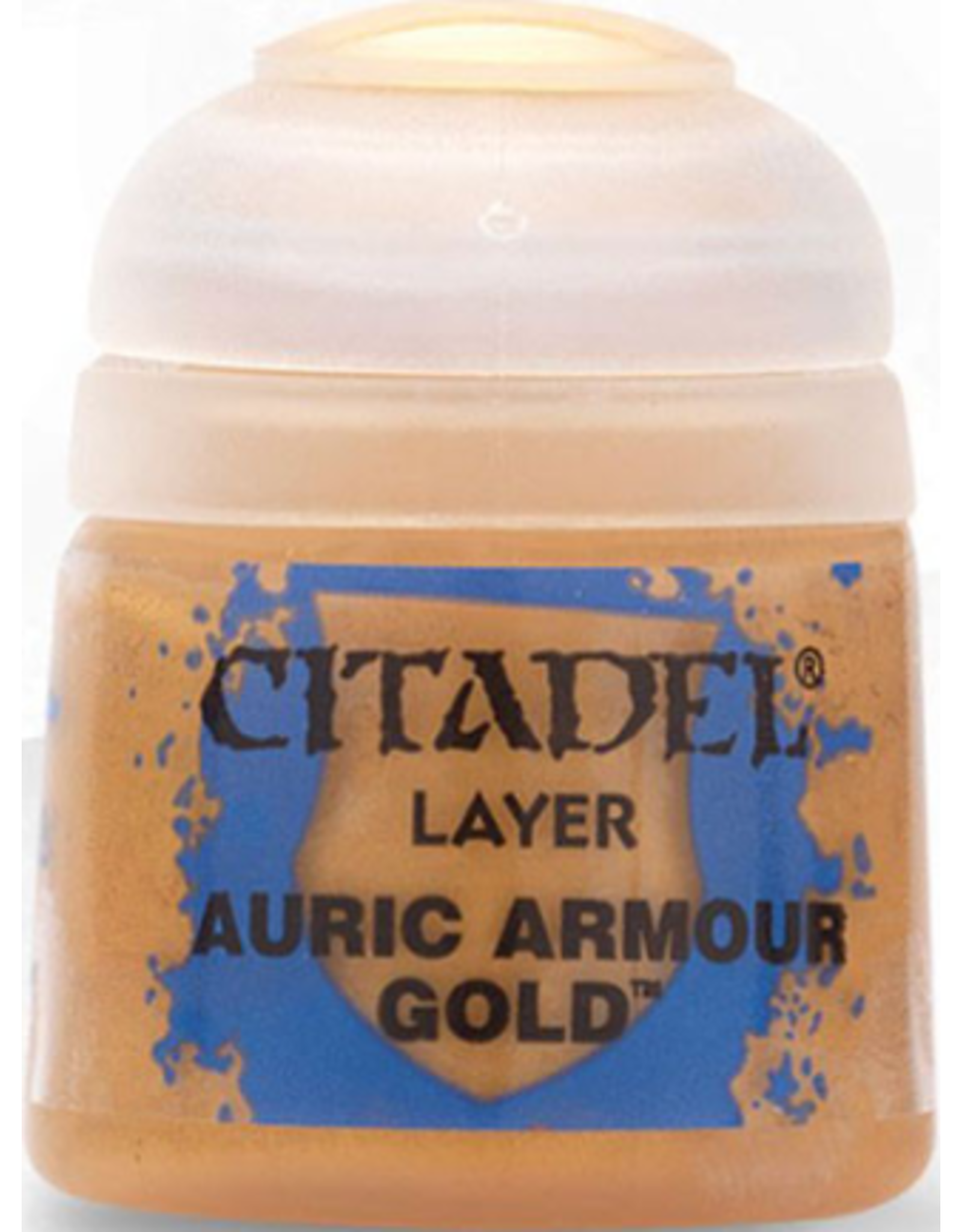 Games Workshop Citadel Layer Auric Armour Gold