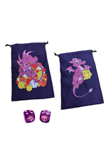 Steve Jackson Games Dice Bag: Dice Dragon