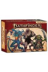Paizo Pathfinder 2E: Bestiary Battle Cards