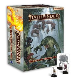 Paizo Pathfinder 2E Pawns: Bestiary Box