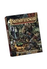 Paizo Pathfinder: Monster Codex Pocket Edition