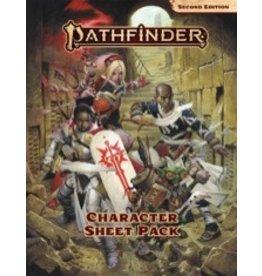 Paizo Pathfinder 2E: Character Sheet Pack