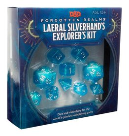 Wizards of the Coast D&D 5th Edition: Forgotten Realms Laeral Silverhands Explorers Kit