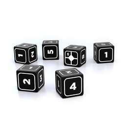 Free League Publishing Alien RPG: Base Dice