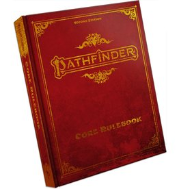 Paizo Pathfinder 2E: Core Rulebook Special Edition