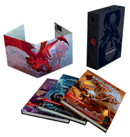 Wizards of the Coast D&D 5th Edition: Core Rulebook Gift Set