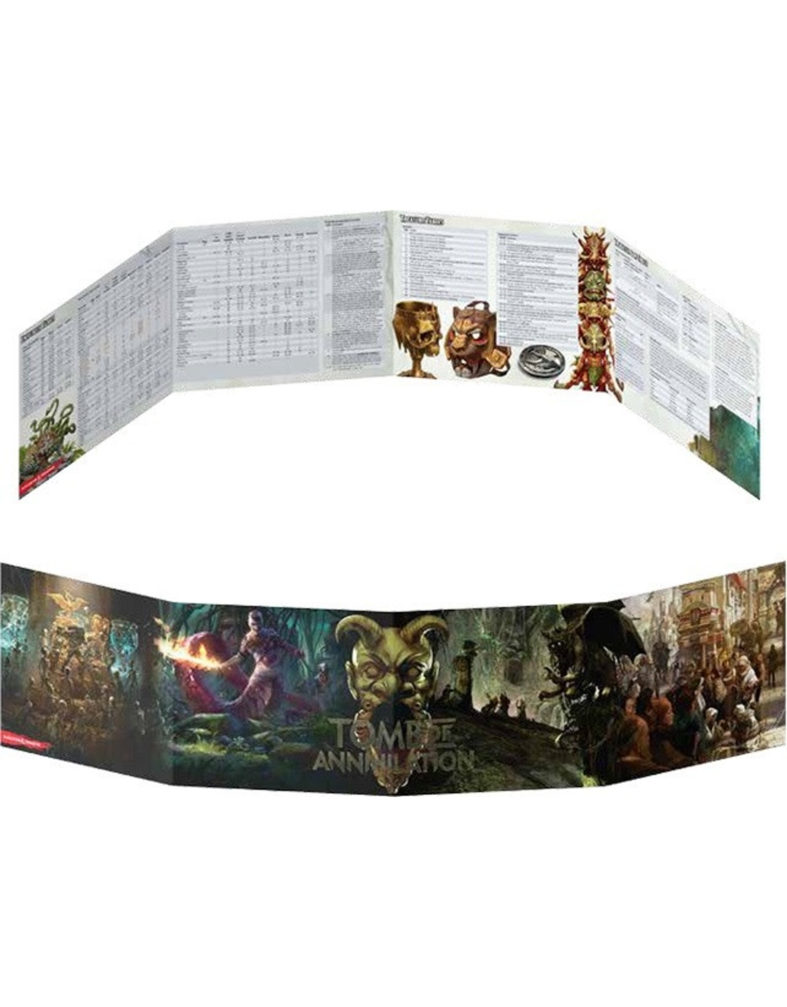 GaleForce Nine D&D: Tomb of Annihilation DM Screen
