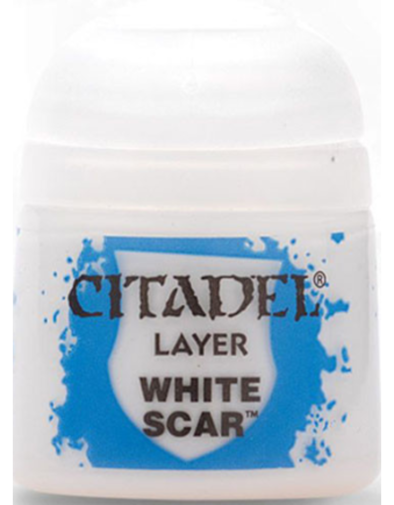 Games Workshop Citadel Layer White Scar