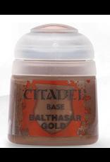 Games Workshop Citadel Base Balthasar Gold