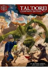Green Ronin Publishing D&D - Critical Role: TalDorei Campaign Setting