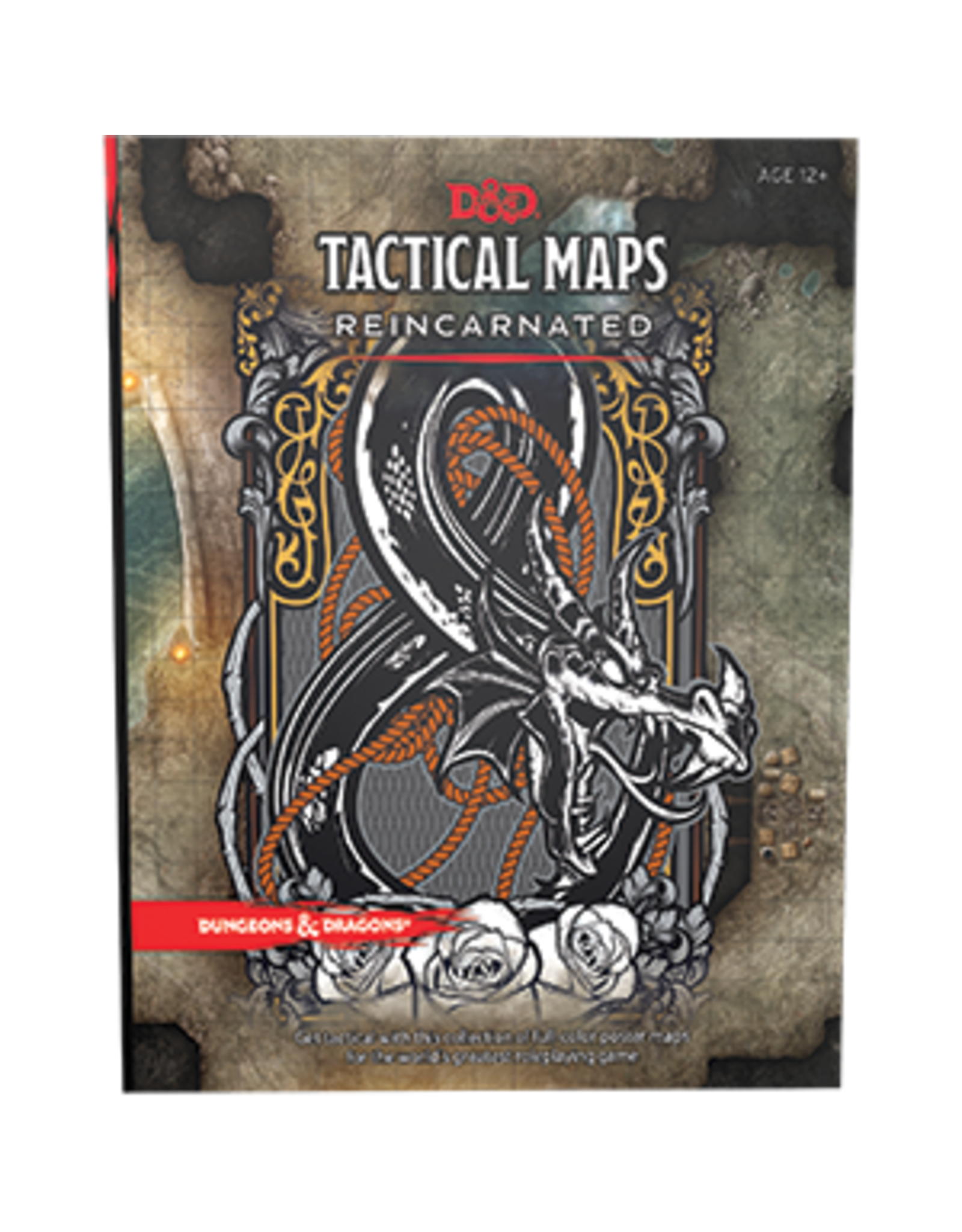 Wizards of the Coast D&D 5th Edition: Tactical Maps Reincarnated