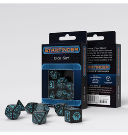 Q Workshop Starfinder Dice Set (7)