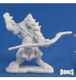 Reaper Bones: Blacktongue Gnoll Archer