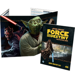 Fantasy Flight Games Star Wars: Force and Destiny: Game Master's Kit