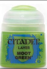 Games Workshop Citadel Layer Moot Green