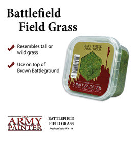 Army Painter Battlefields Essential: Field Grass Static