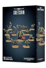 Games Workshop Warhammer 40k: Ork Gretchin