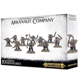 Games Workshop Kharadron Overlords: Arkanaut Company