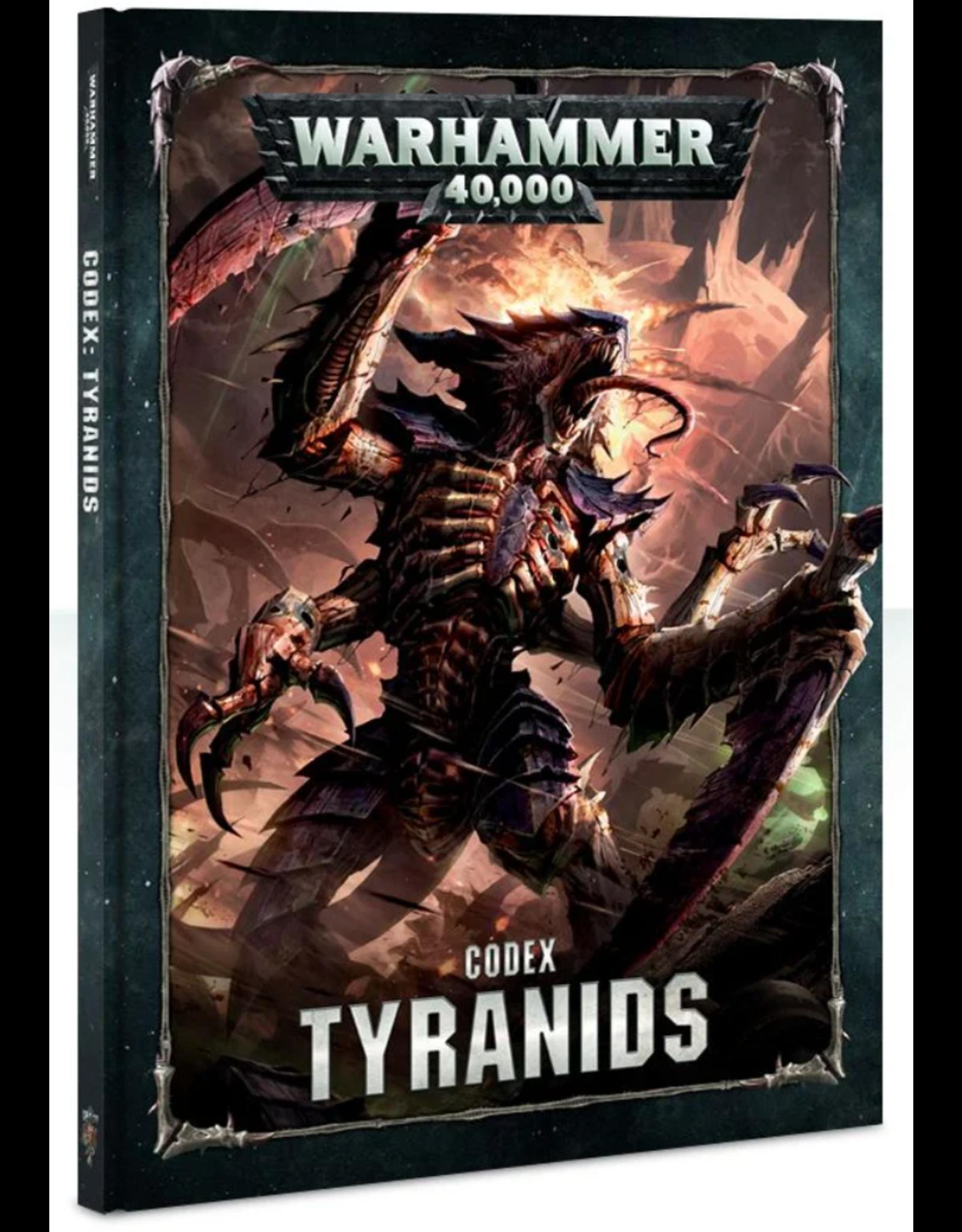 Games Workshop Tyranid Codex (8th)