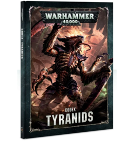 Games Workshop Tyranid Codex (8th)