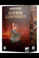 Games Workshop Gotrek Gurnisson