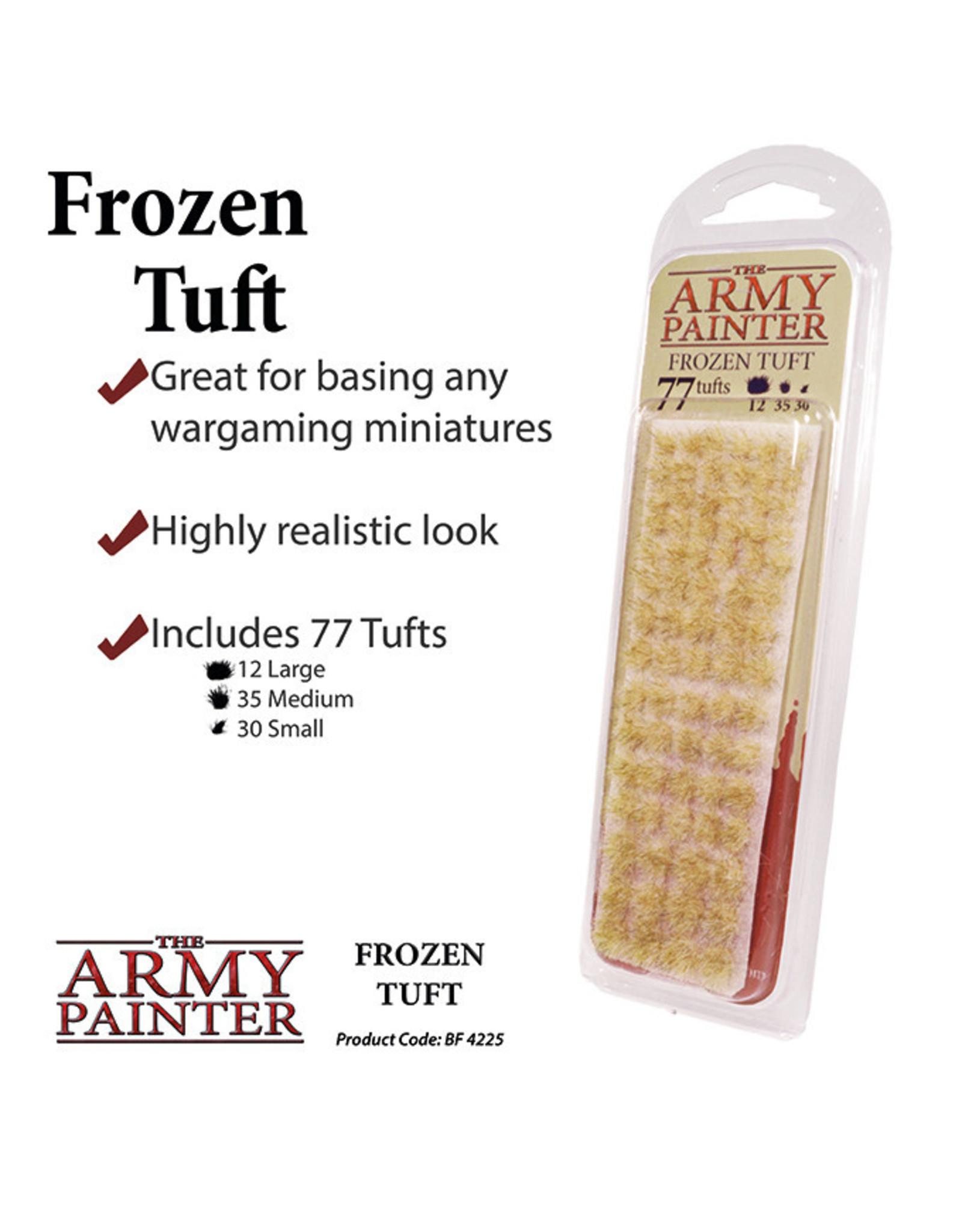 Army Painter Battlefields XP: Frozen Tuft