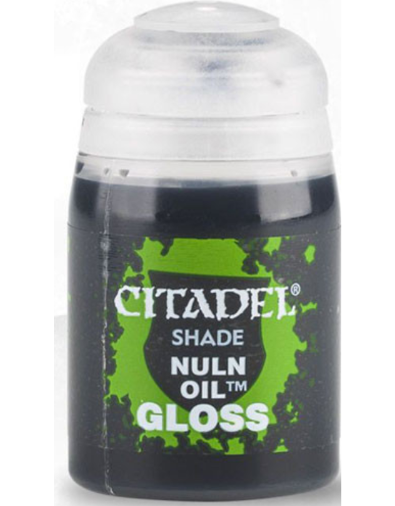Games Workshop Citadel: Shade Nuln Oil Gloss