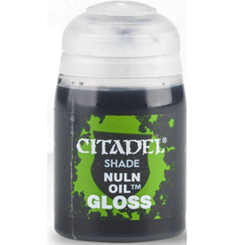 Games Workshop Citadel: Shade Nuln Oil Gloss