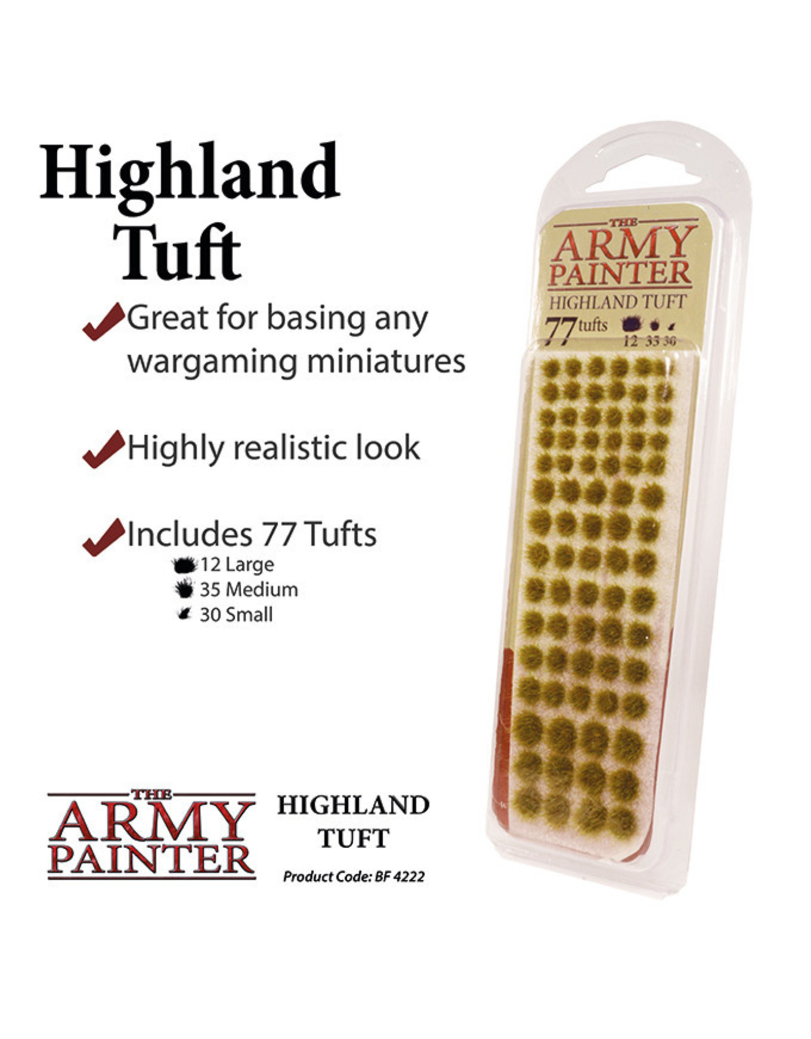 Army Painter Battlefields XP: Highland Tuft