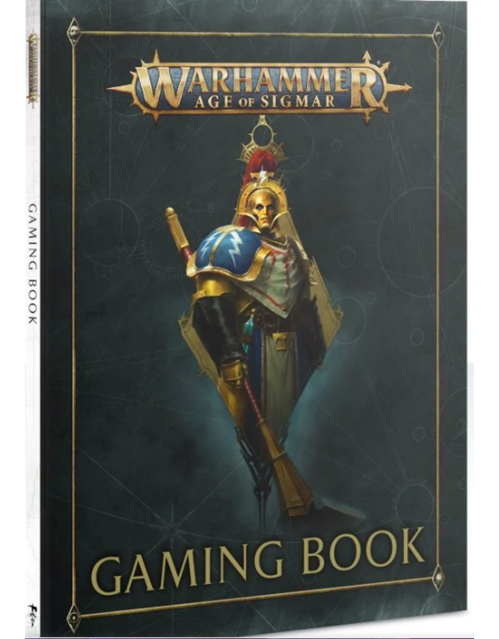 Games Workshop Age of Sigmar Gaming Book