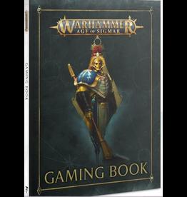 Games Workshop Warhammer Age of Sigmar Gaming Book