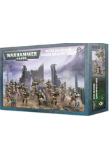 Games Workshop Cadian Shock Troops/Cadian Infantry Squad