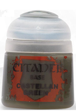 Games Workshop Citadel Base Castellan Green