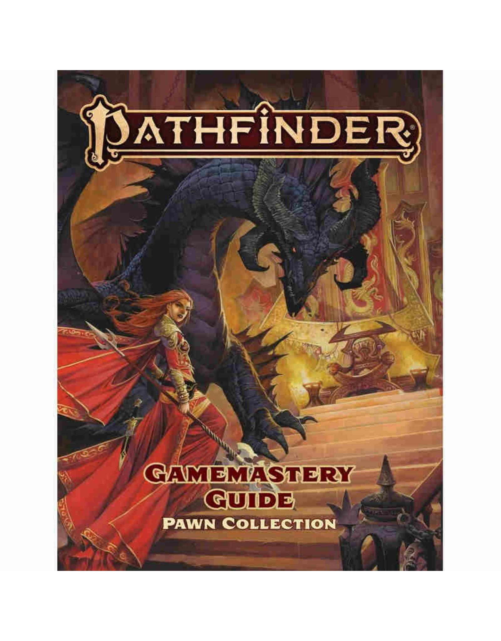 Paizo Pathfinder 2E: Gamemastery Guide NPC Pawn Collection