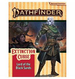 Paizo Pathfinder 2E Adventure Path: Extinction Curse 5 - Lord of the Black Sands