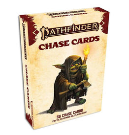 Paizo Pathfinder 2E: Chase Cards Deck