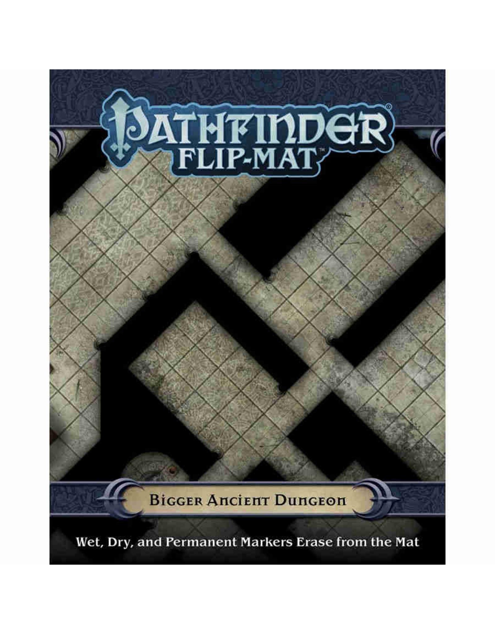 Paizo Pathfinder Flip-Mat: Bigger Ancient Dungeon