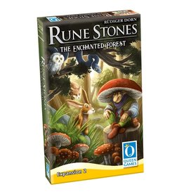 Queen Games Rune Stones: The Enchanted Forest