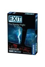 Kosmos Exit: The Stormy Flight