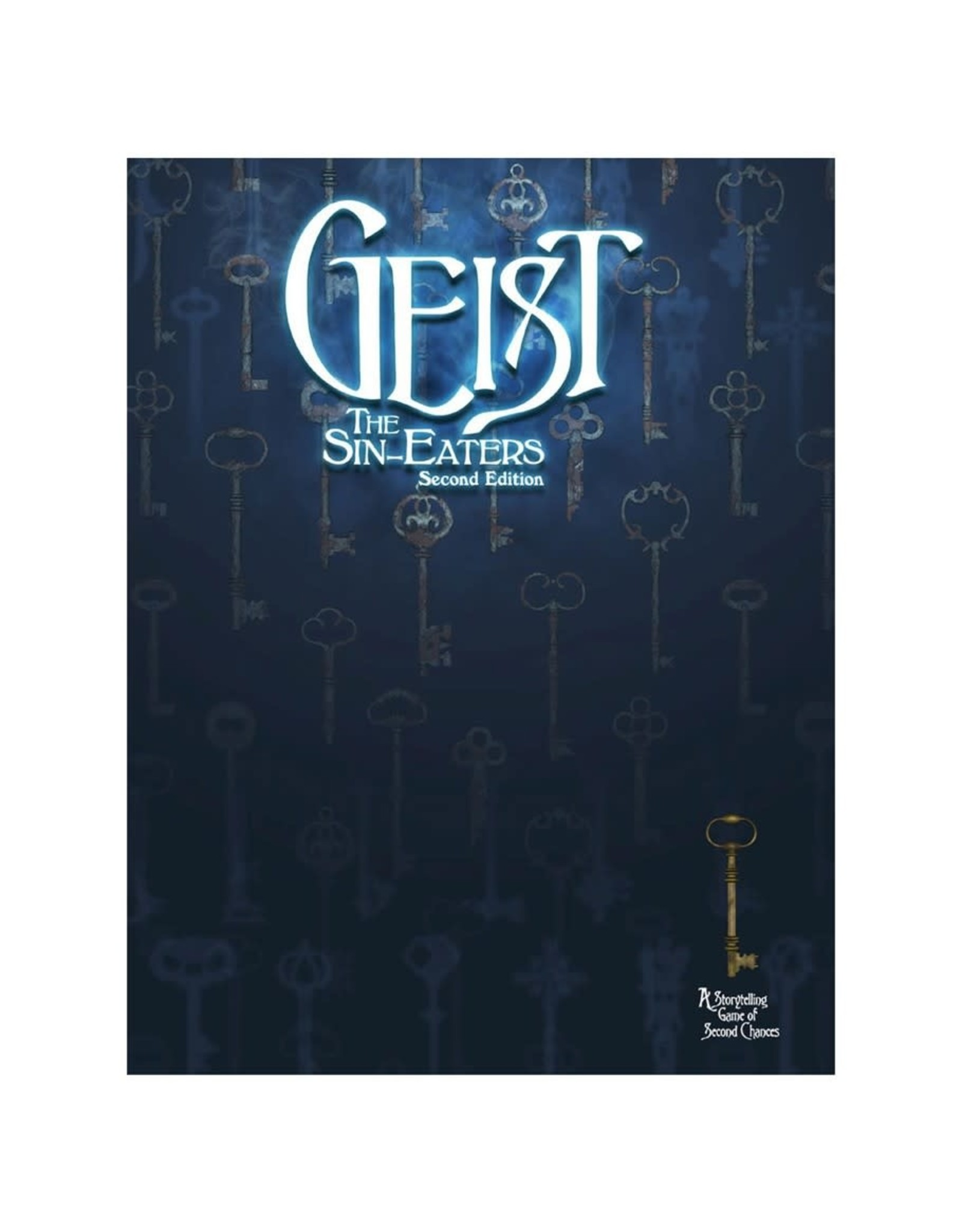 Onyx Path Publishing Geist: The Sin-Eaters Second Edition