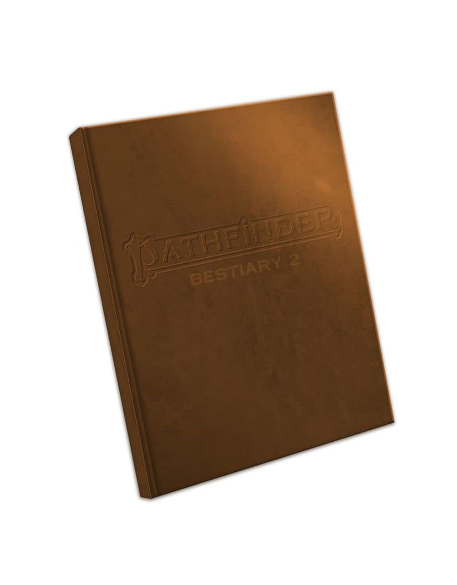 Paizo Pathfinder 2E: Bestiary 2 Special Edition