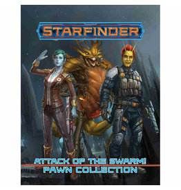 Paizo Starfinder Pawns:  Attack of the Swarm Pawn Collection