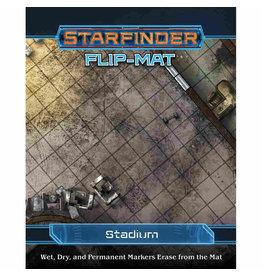 Paizo Starfinder Flip-Mat: Stadium