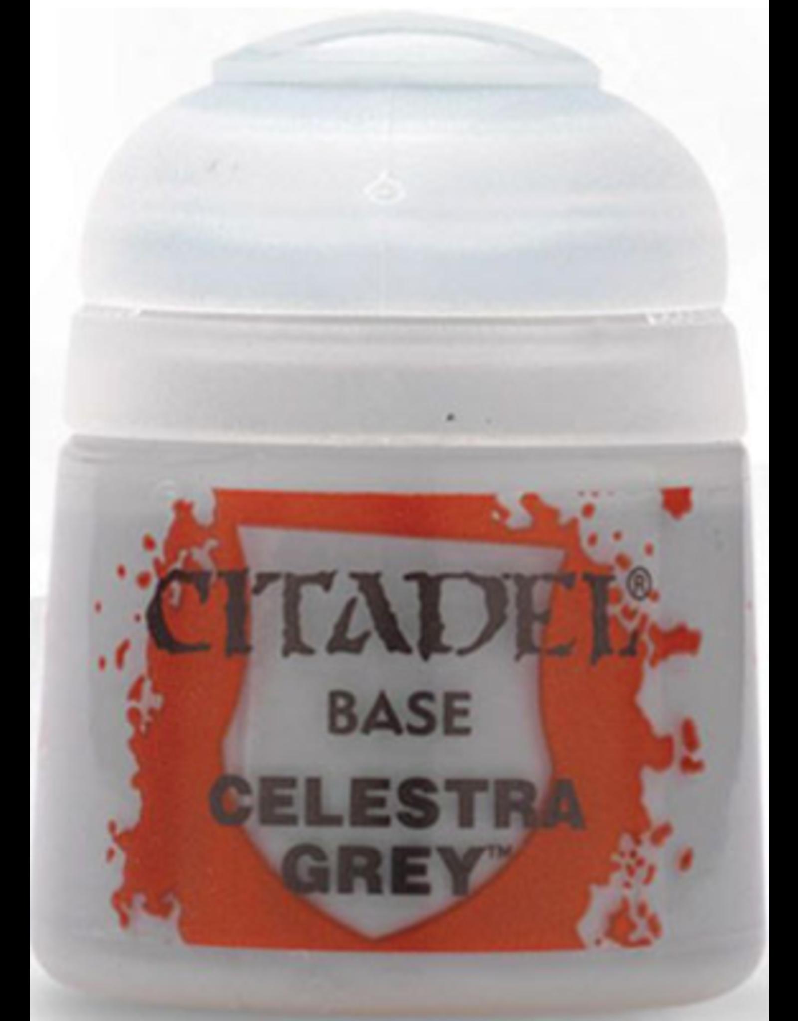 Games Workshop Citadel Base Celestra Grey