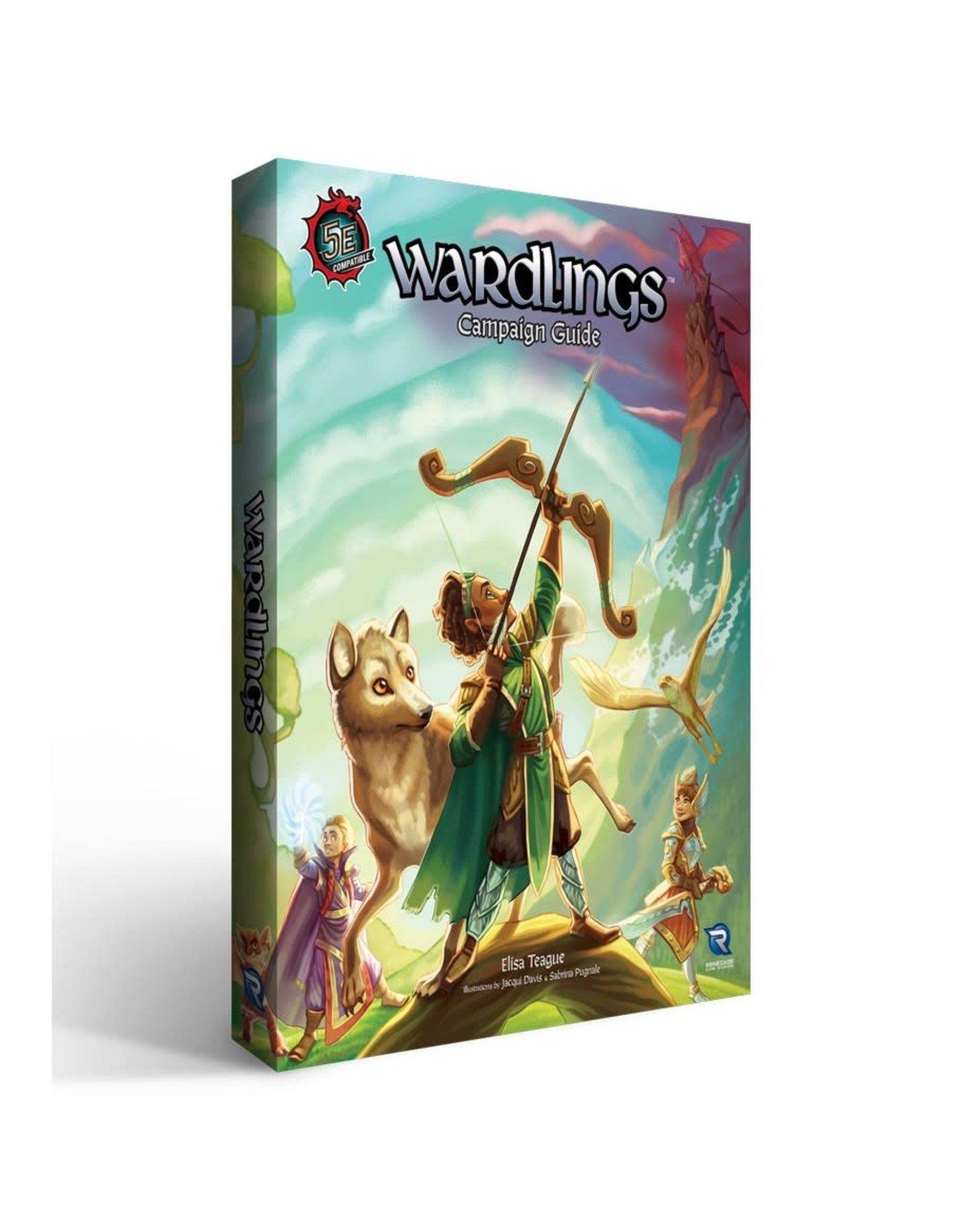 Renegade 5E: Wardlings: Campaign Guide