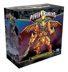 Renegade Power Rangers: Heroes of the Grid Mega Goldar Deluxe Figure