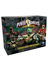 Renegade Power Rangers: Heroes of the Grid Legendary Ranger Tommy Oliver Pack