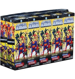 Wizkids DC HeroClix: Justice League Unlimited Booster Brick
